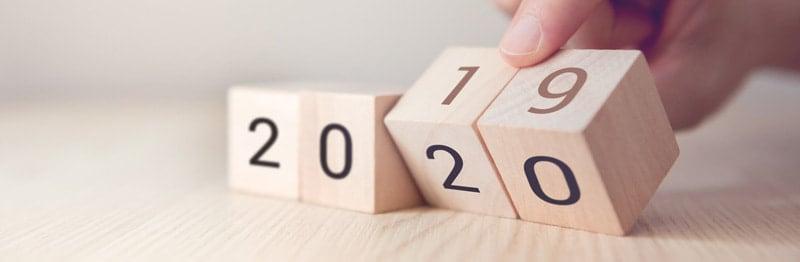2019 to 2020