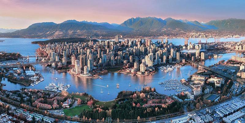 Vancouver, Canada FF&E Procurement Location