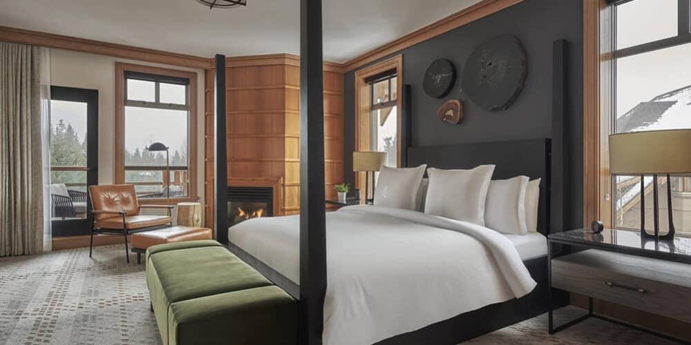 four seasons whistler luxury mountain resort