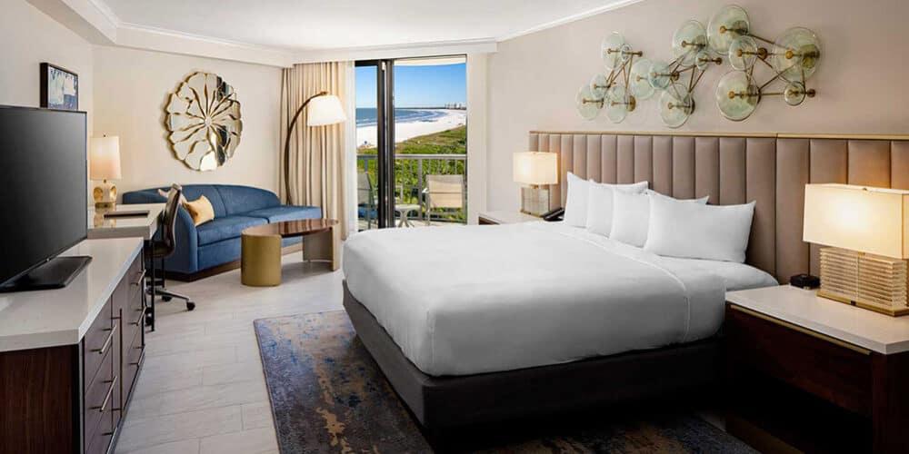 hilton marco island beach resort ff&e guestroom