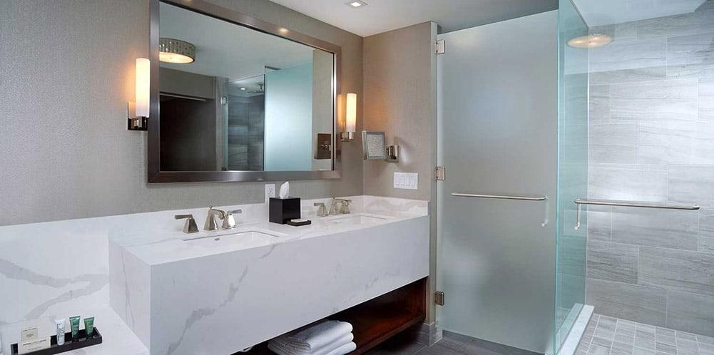 hilton marco island beach resort ff&e bathroom