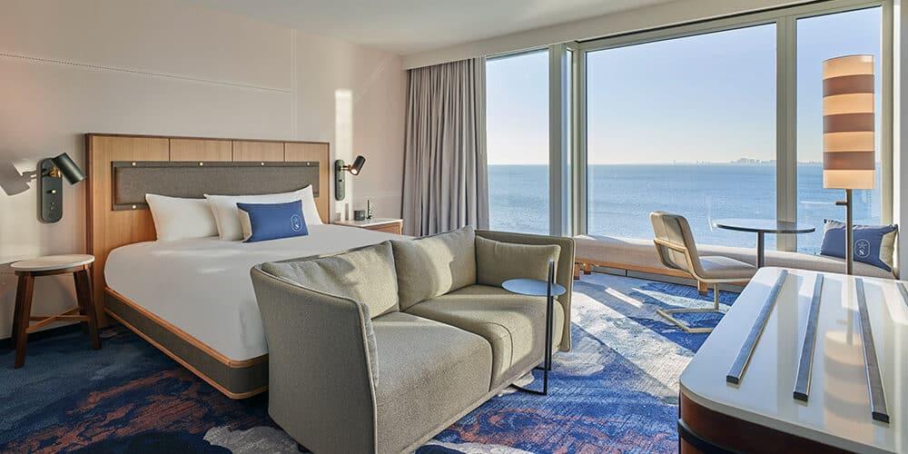 sable at navy pier guestroom ff&e