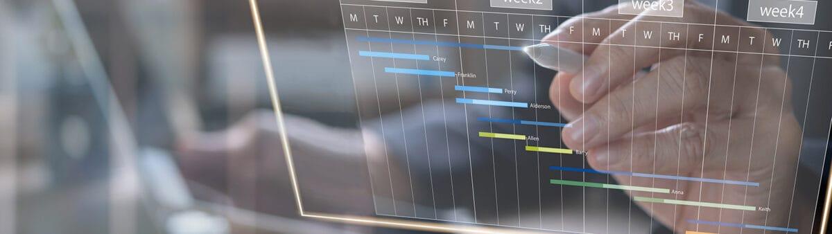 hospitality ff&e schedule timeline
